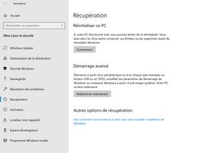 Récupération Windows generationcloud.fr