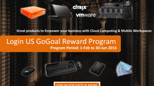 GoGoal Reward Program