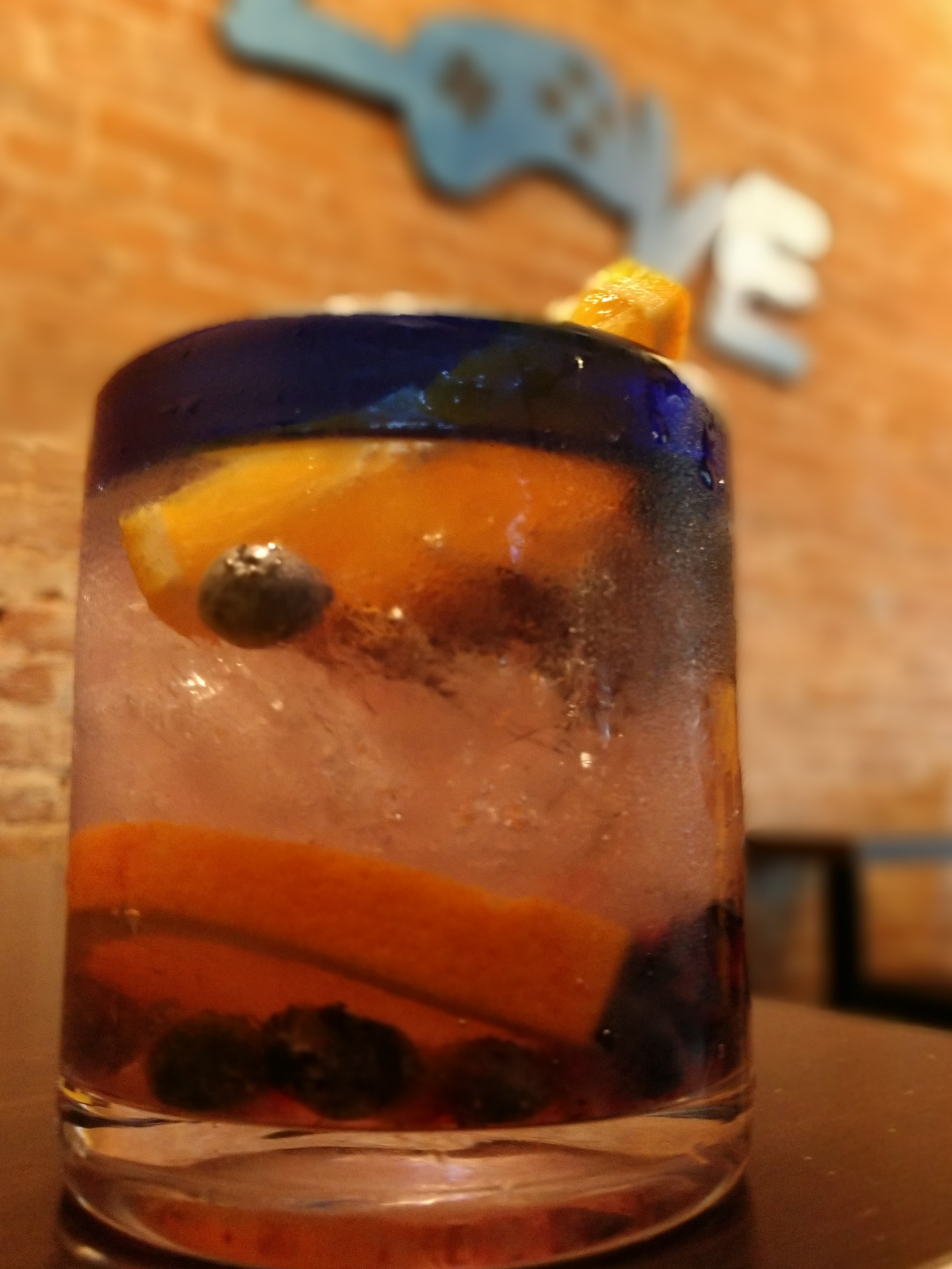 SPYRO'S OLD FASHIONED