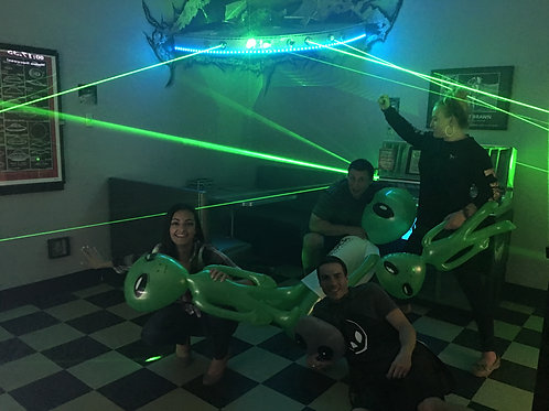 UFO Diner Escape Room