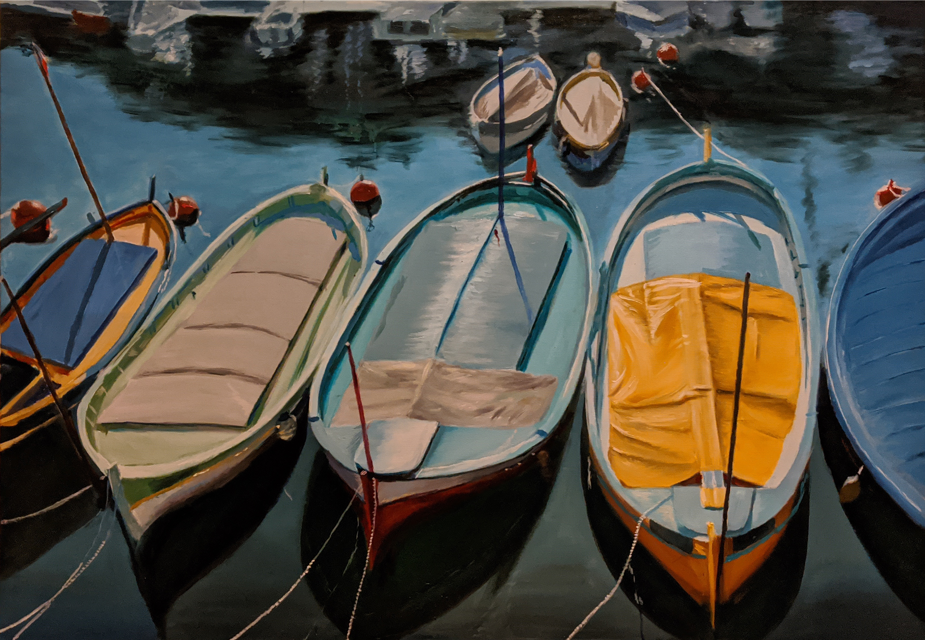 Boats in Nice