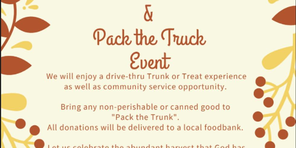 NLBC Drive-thru Trunk or Treat