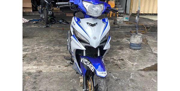 Yamaha 135LC ES