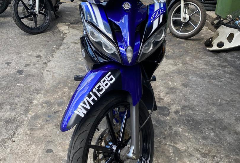 Yamaha Lagenda 115Z (E)
