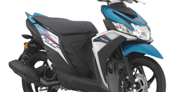 Yamaha Ego Solariz (New Colour)