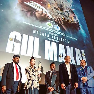 Gul Makai - PR for Creative Director