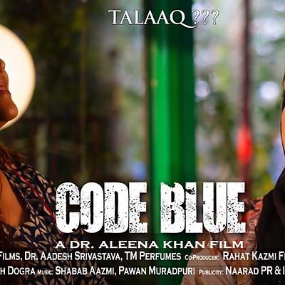 Code Blue - Berlin Film Festival Premier PR