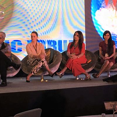 WEF New Dehli, India