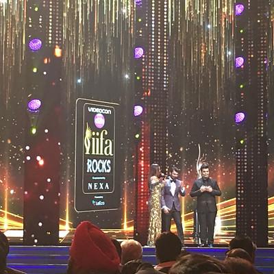 IIFA Awards Media Coverage -Madrid