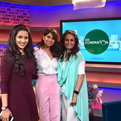 Sai Tamhankar - 'Love Sonia' London Promotion