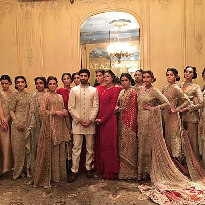 PR for Aashim Gulati at Faraz Manan - London