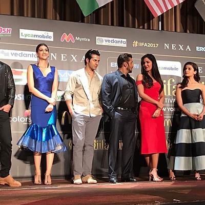 IIFA Awards Media Coverage - New York