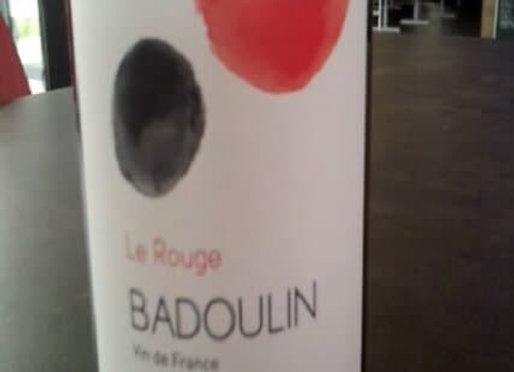 "Vin Rouge BIO ""Badoulin"""