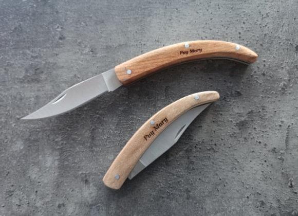 Petit couteau en bois