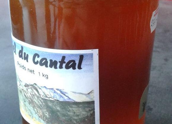 Pot de miel 1kg