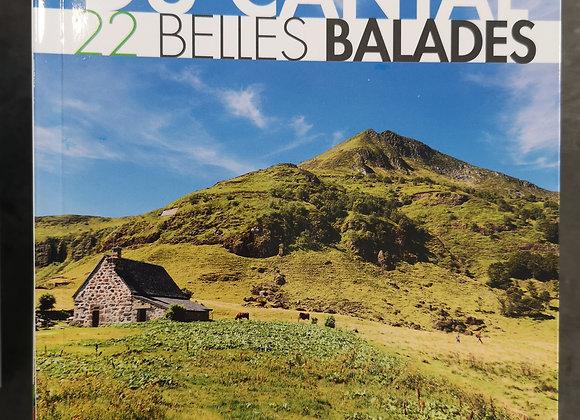 22 Belles randonnées du Cantal