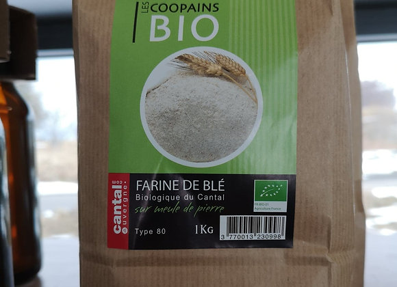 FarineT80 1 kg