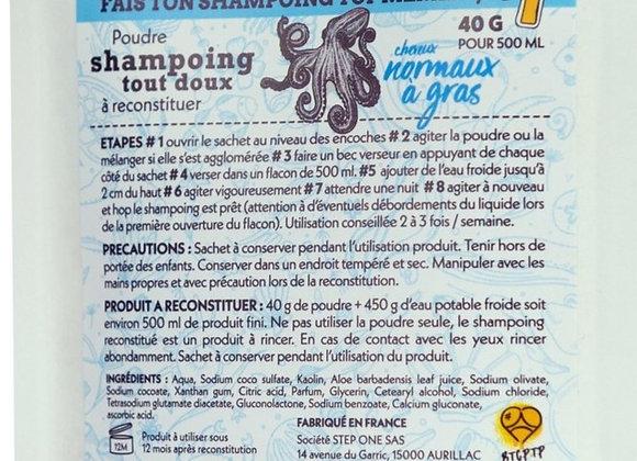 Recharge Shampoing Zéro déchét