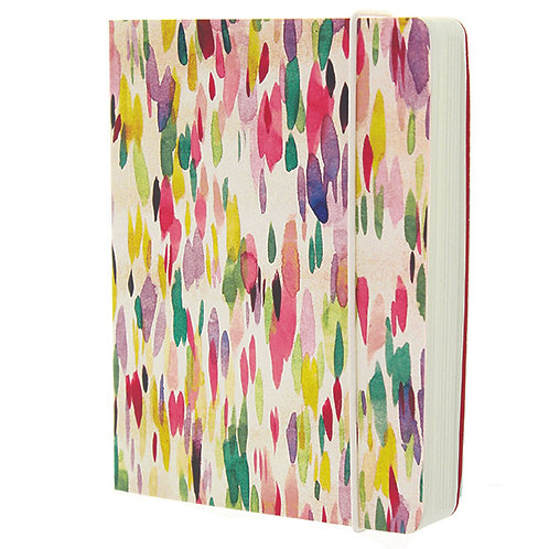 Watercolor Lily Pocket Journal