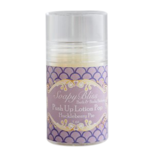 Huckleberry Pie Push Up Lotion Pop