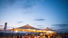 חתונת החוף של מורן וברק