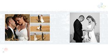 טיפים לעיצוב אלבום חתונה