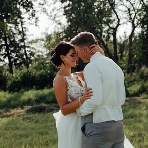 Karley and Kyle Intimate Wedding   Edmonton Alberta