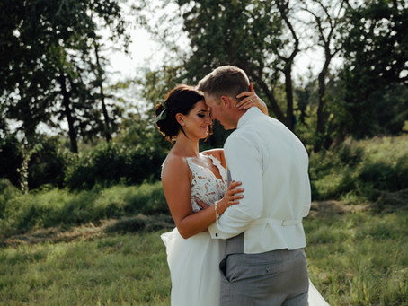 Karley and Kyle Intimate Wedding | Edmonton Alberta