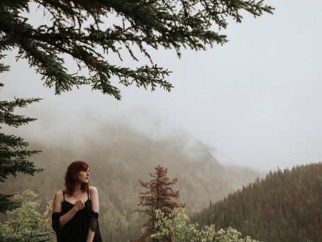 Mountain Reverie Editorial | Jasper Alberta