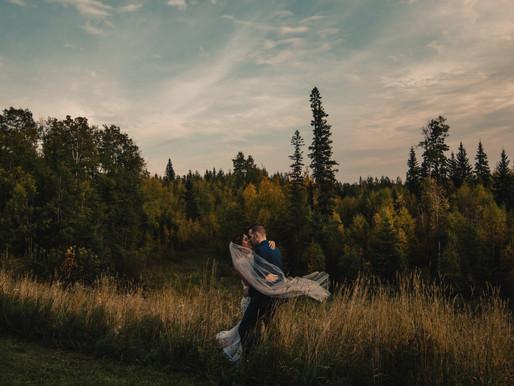 Woodland and Wildflower Styled Wedding