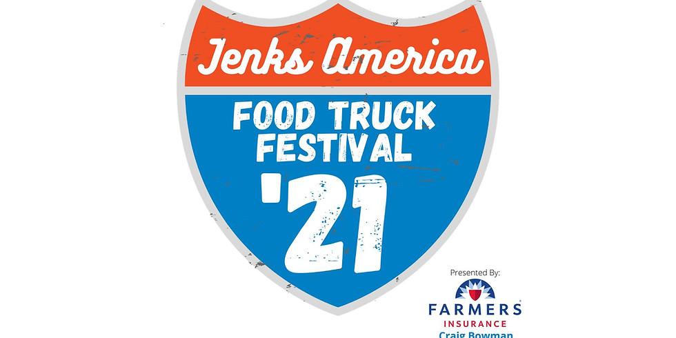 Jenks America Food Truck Festival 2021