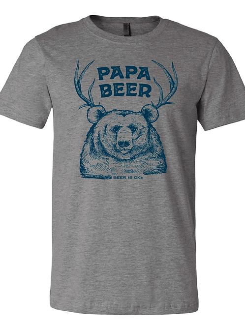 Papa Beer Shirt