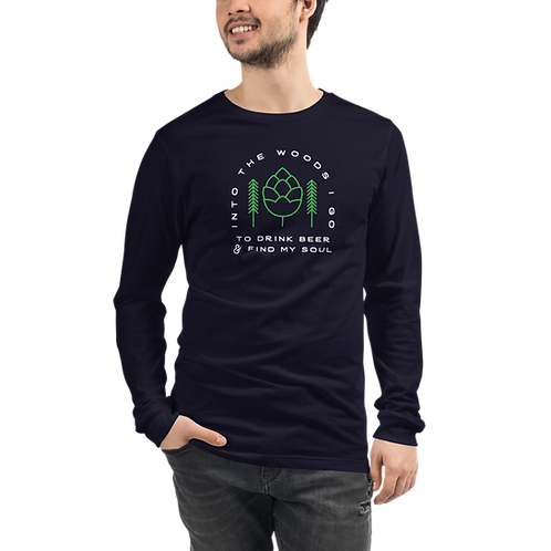 Into the Woods Unisex Long Sleeve Tee