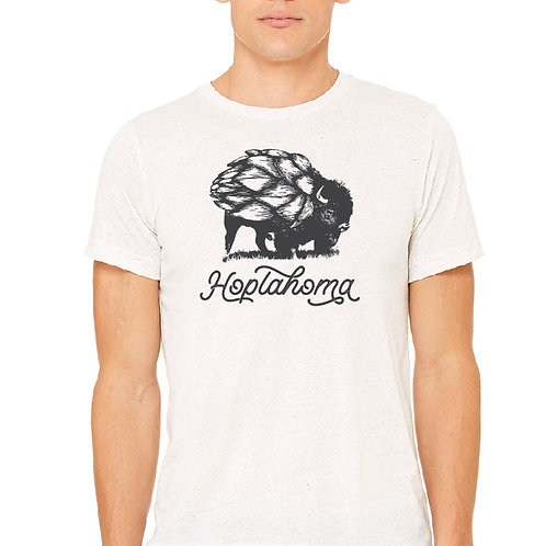 Hoplahoma Sketch T-shirt