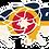 Thumbnail: Hoppalo Tulsa Flag Sticker