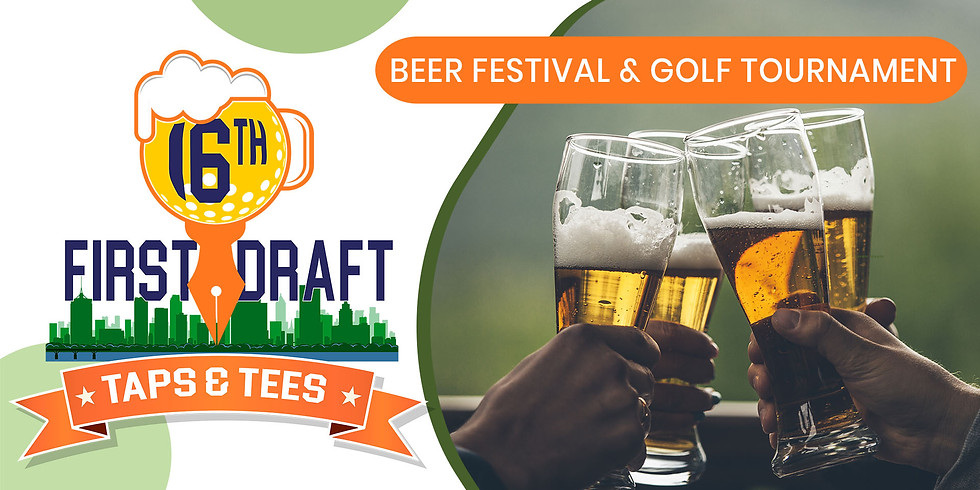 First Draft Beer Festival Taps n Tees