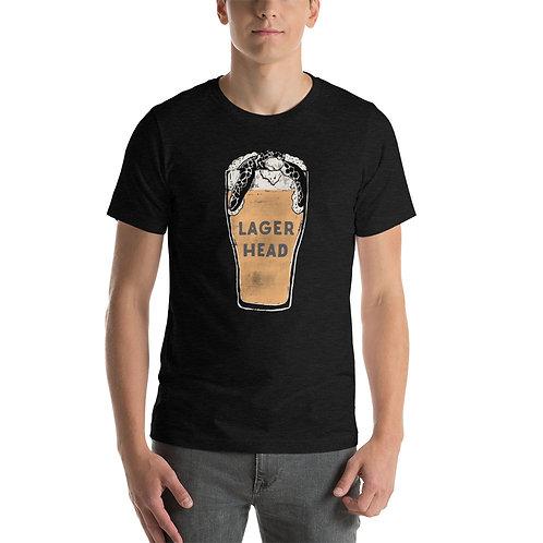 Lager Head Unisex Shirt