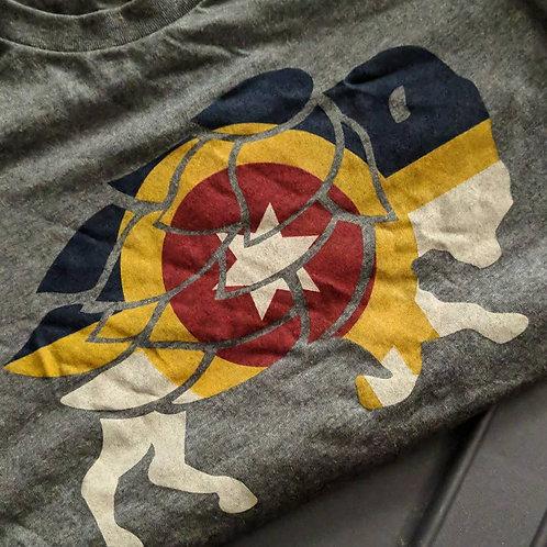 Tulsa Flag Hoppalo Shirt