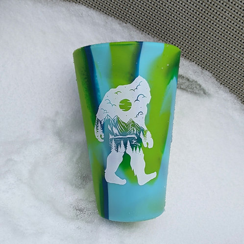Bigfoot Silipint 16oz Cup