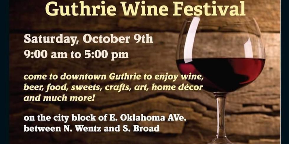 Guthrie Wine Fest