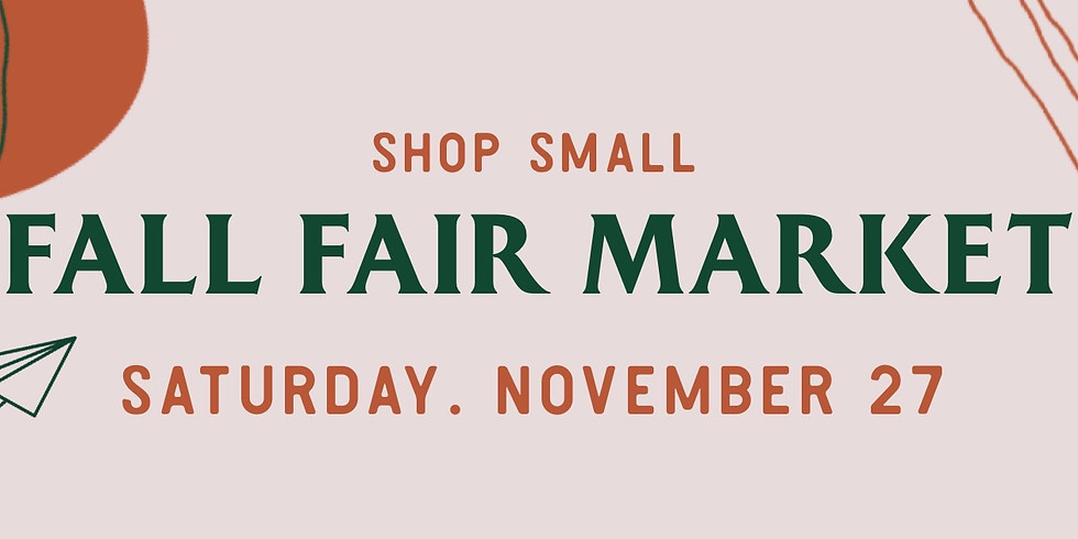 Fall Fair Market