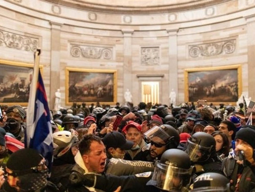 Capitol Rioters in Plato's Cave