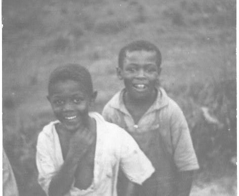 Black Man of Happiness