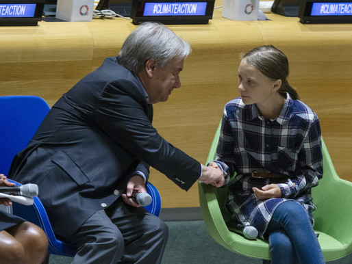 U.N. Guterres' Plea for Cooperation in COVID-19 Crisis