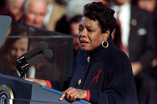 Maya Angelou Speaks to America's Soul