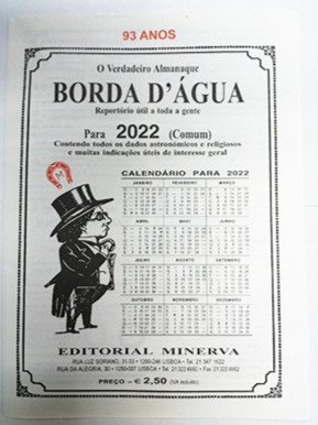 """A """"So Portuguese"""" Comforting Almanac"""