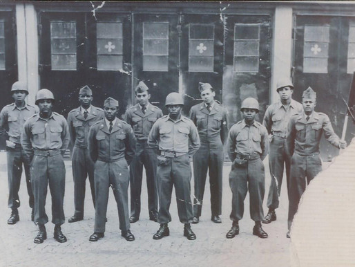 Memorial Day: My Father in the U.S. Army
