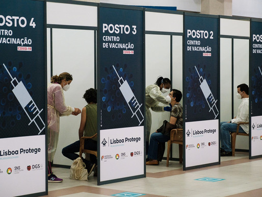 Portugal: 45+ Can Book Vaccines Online