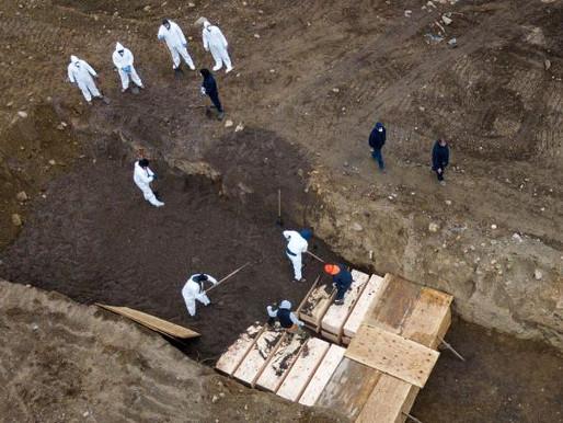 Mass Graves: Mass Mournings