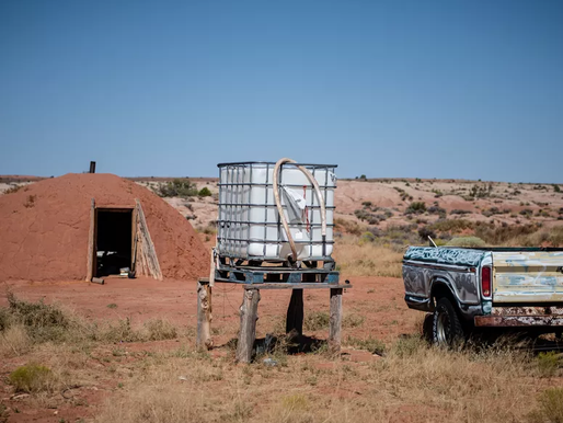 Navajo Water Is Scarce, Not Cheap